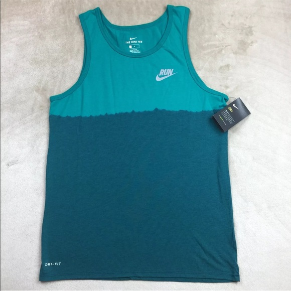 Men/'s Nike The Nike Tee Athletic Cut Cotton Tank Top